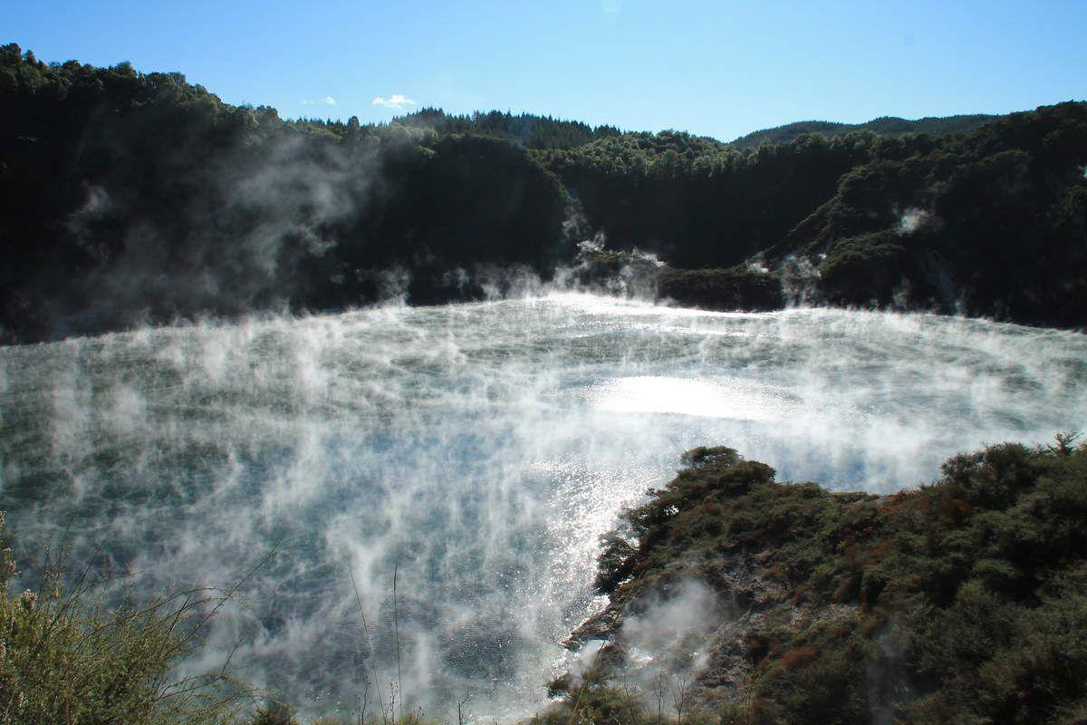 Echo crater