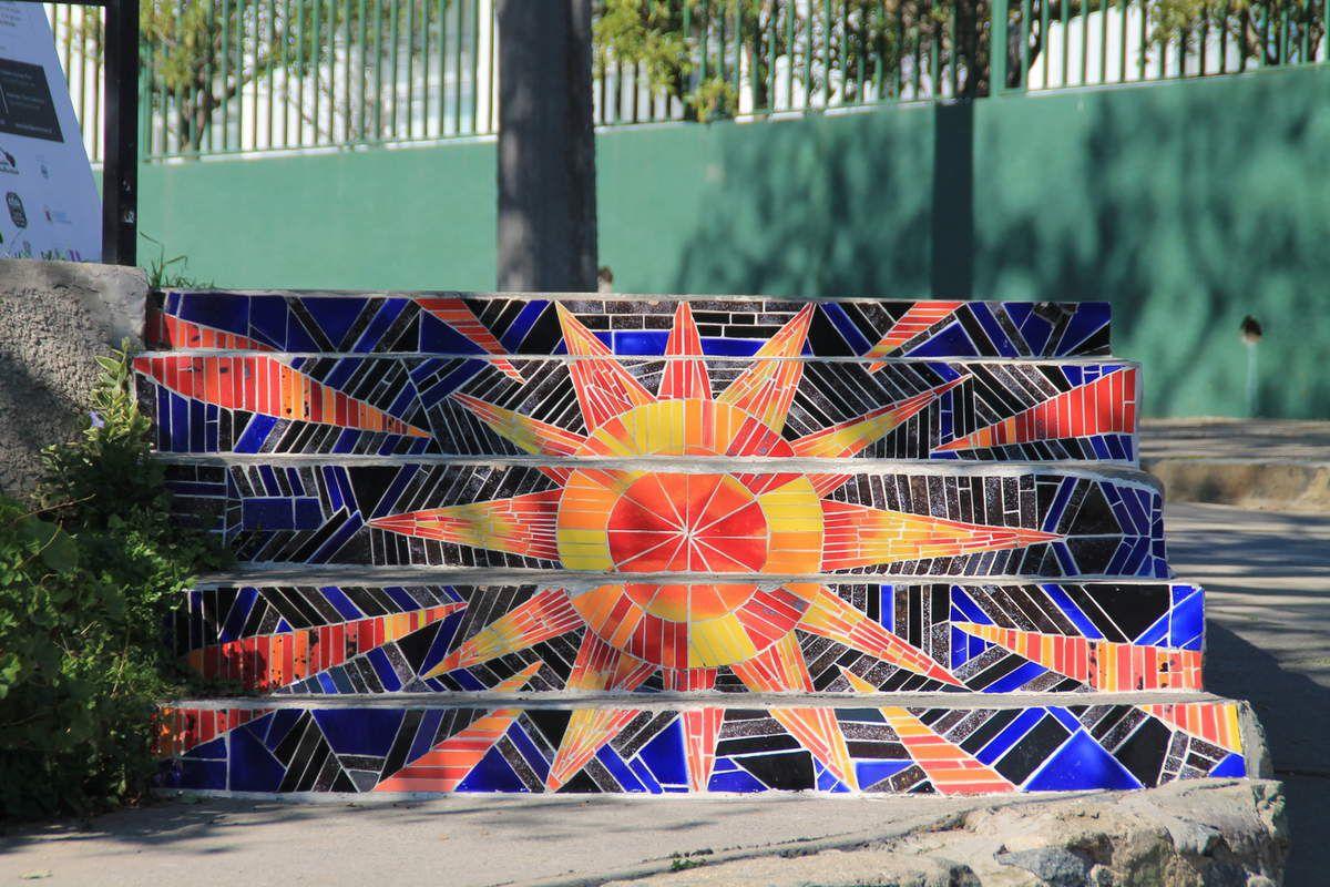 Valparaiso: ville haute en couleurs