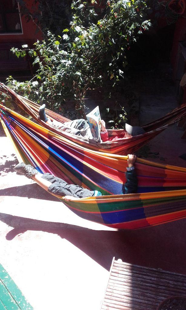On a flâné dans les rues de Cuzco quelques jours...