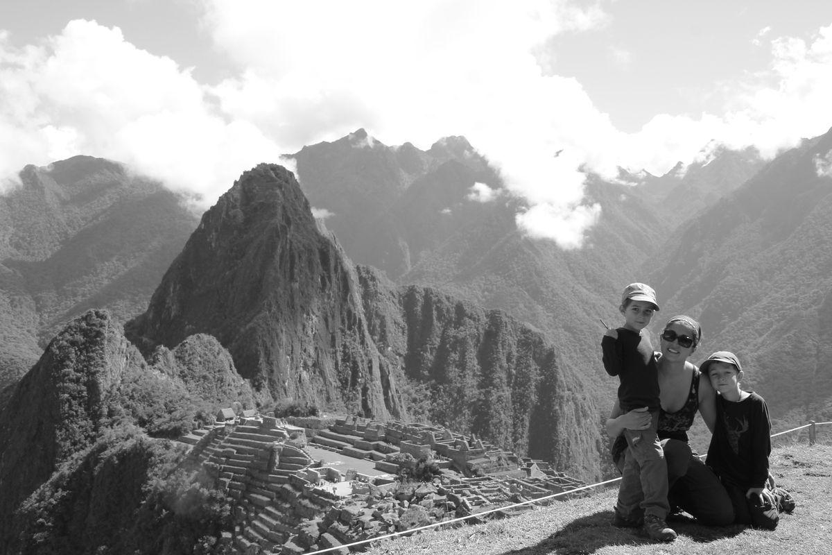 Le fabuleux Machu Picchu