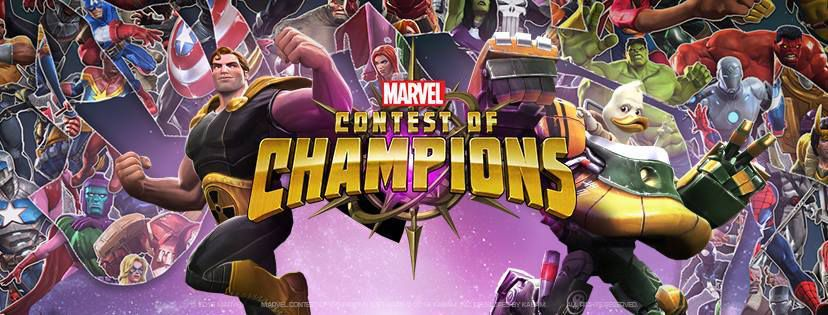 Les Lives Marvel contest of champions by Havok