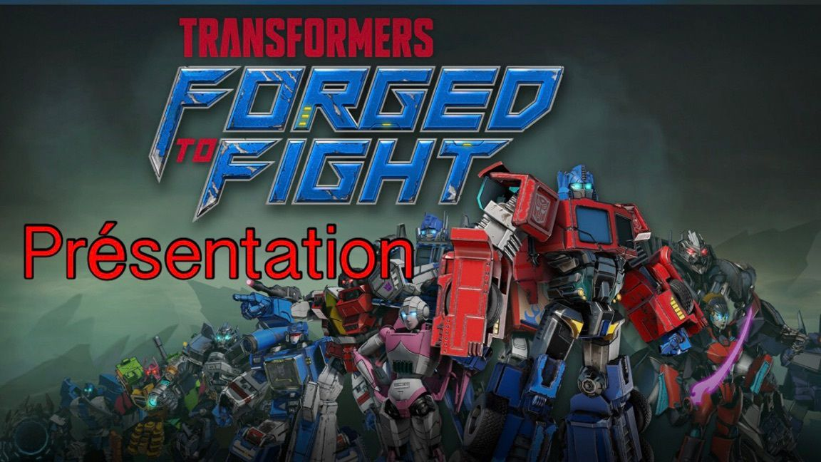 transformers forged to fight how to presentation video youtube kabam