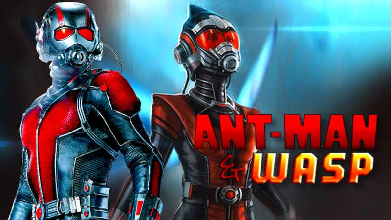 Ant-Man The Wasp 18 juillet 2018 Marvel
