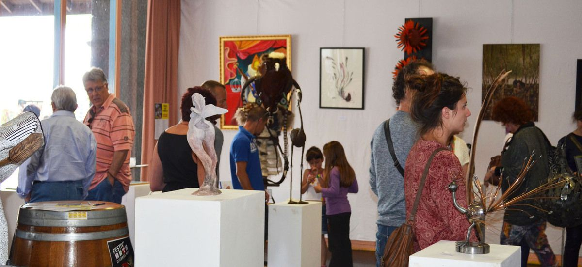 Festiv'arts 2015 : le plein d'animations