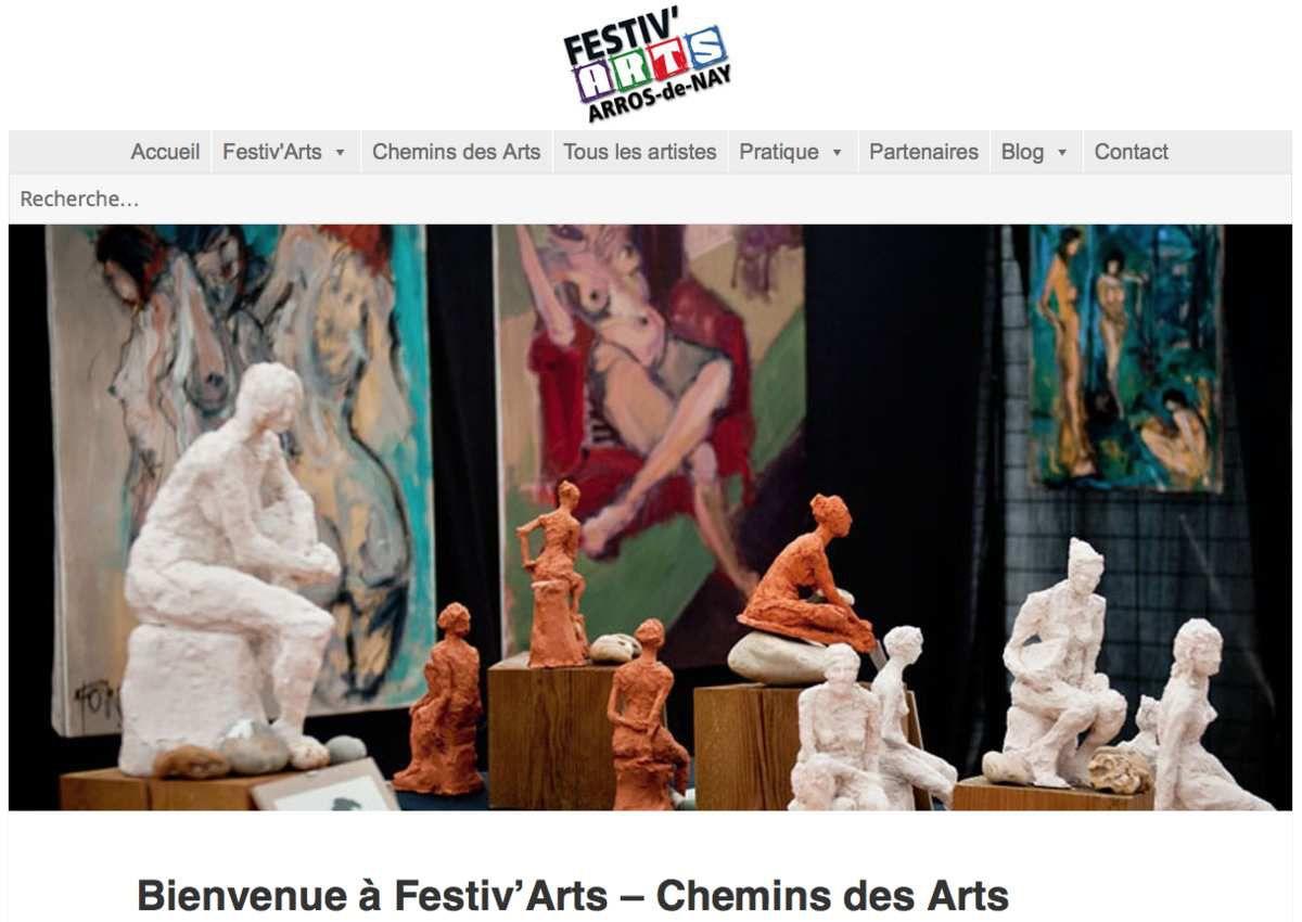 FESTIV'ARTS ET LE VIEUX LOGIS AUX CASSES-TÊTES DE FÉE BUS CETTE SEMAINE