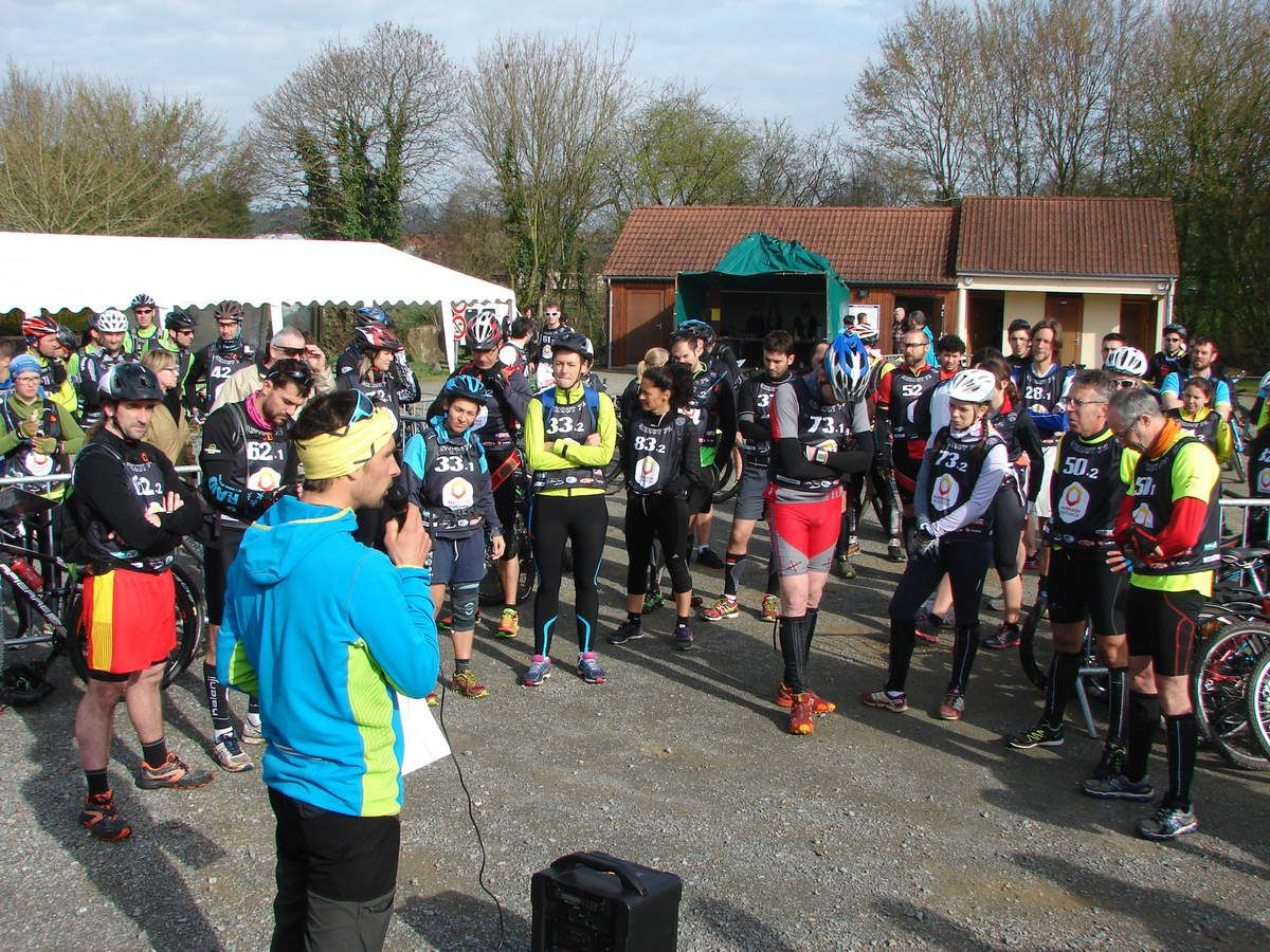 Briefing raid Decouverte