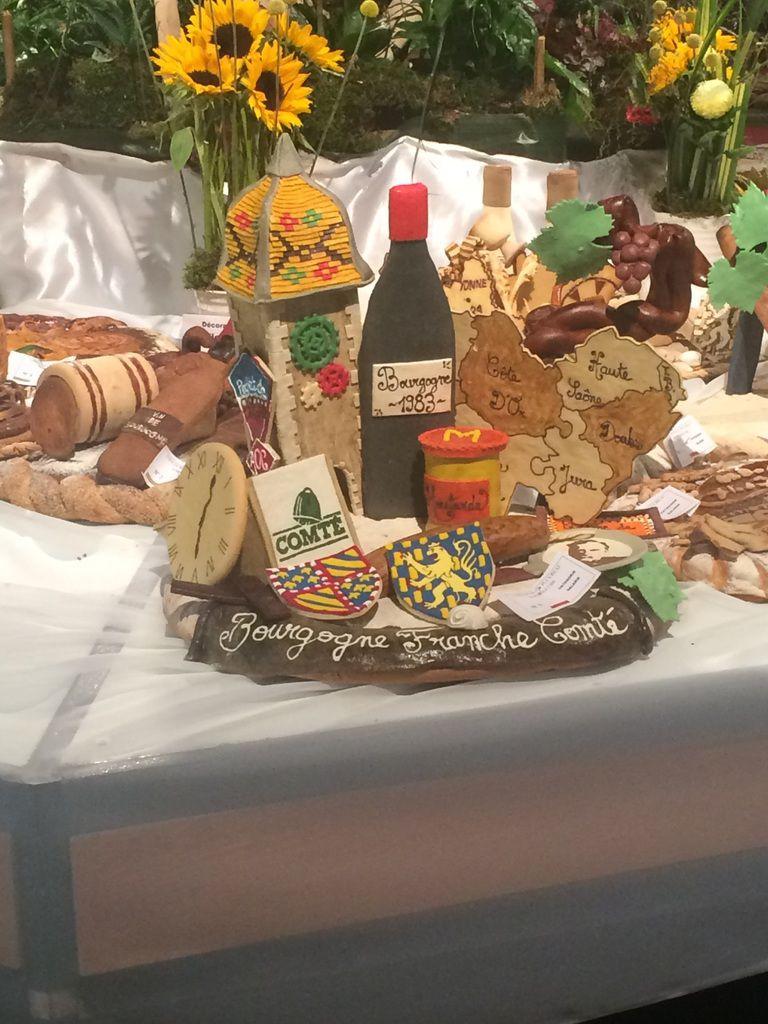 Foire Internationale et Gastronomique de Dijon 2015