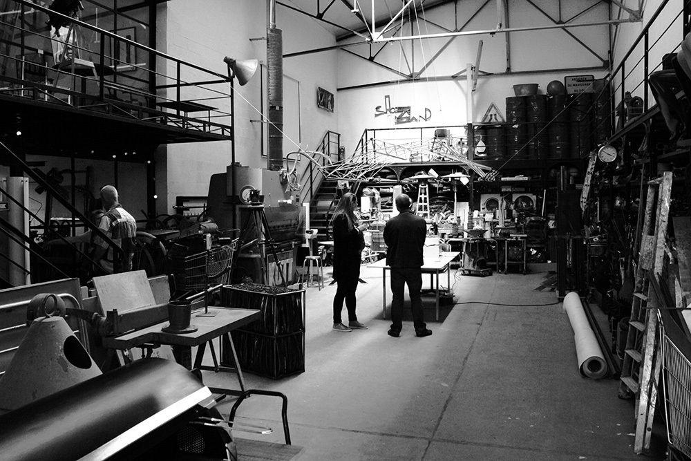 Les Ateliers d'Argenteuil : les différents Ateliers