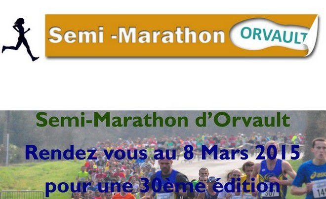 Semi-Marathon d'orvault 2015