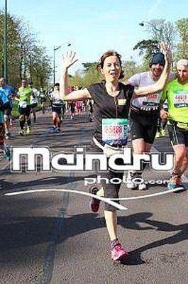 Premier marathon pour Laure et Frédéric