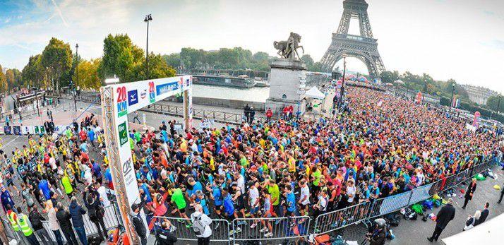20 kms de Paris avec Laure
