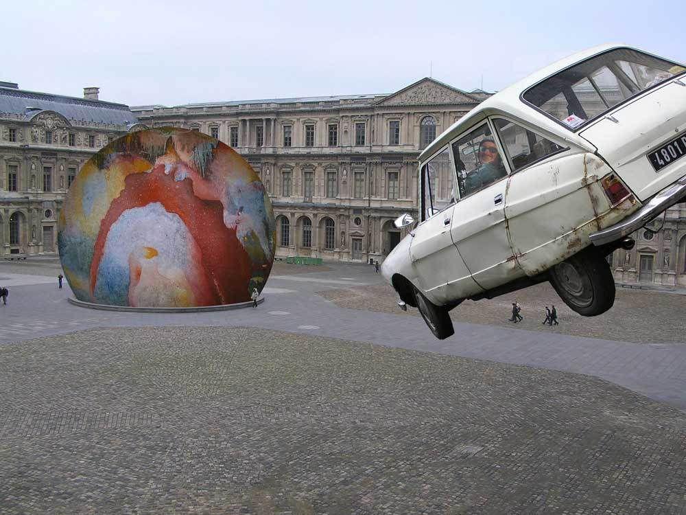 Fondation Veeska : voiture de rêve de fonction.