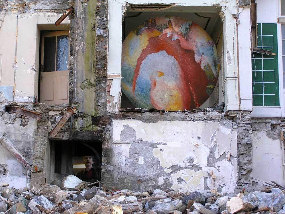 Fondation Veeska : perdre ses billes, les retrouver.