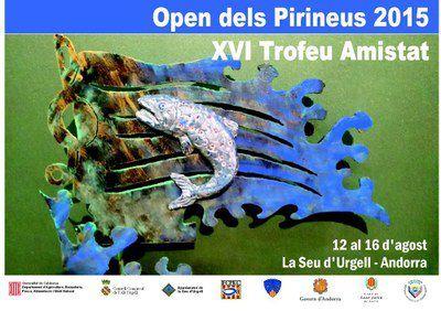 Open de los Pirineos..2015