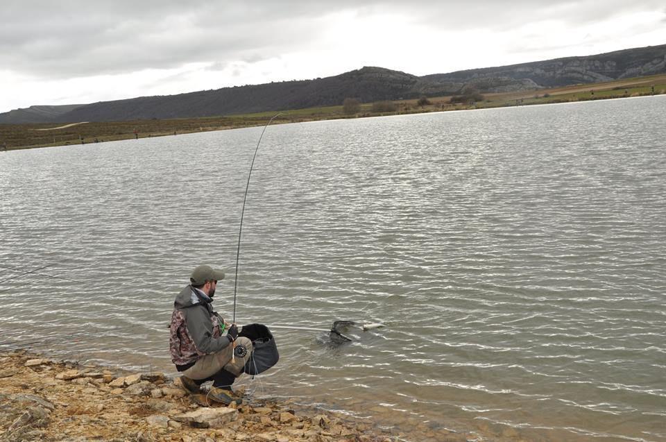 IX Master Jon Huerga..Lac de Llanillo.
