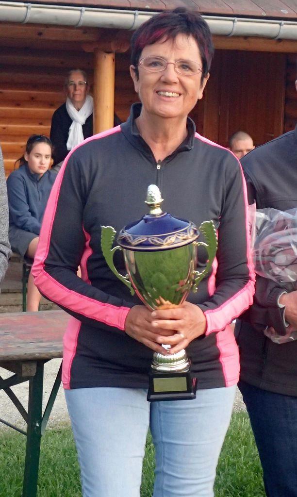 Championne de France Féminine 2016