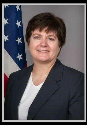 S.E.M. Stéphanie S. Sullivan, Ambassadrice des U.S.A. Au Congo.