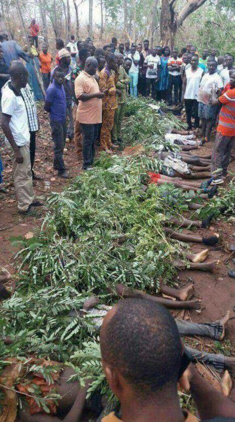 La guerre du Pool, le Congo Sassou Nguesso, en image.