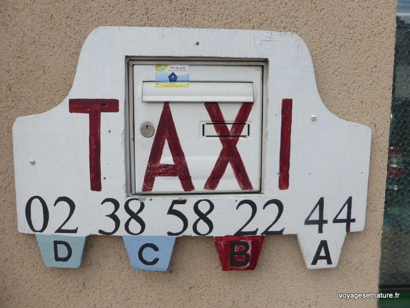 Le village des boîtes aux lettres