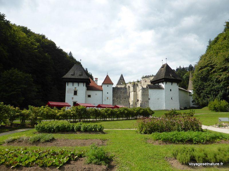 Vers l'Est de la Slovénie
