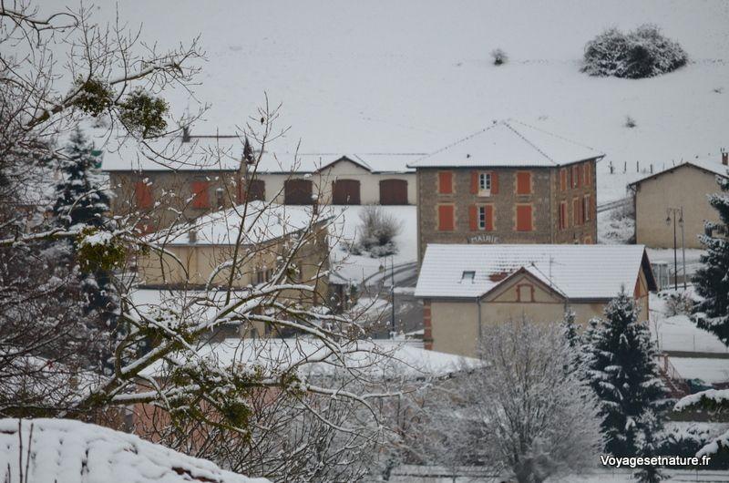 La sixième neige...