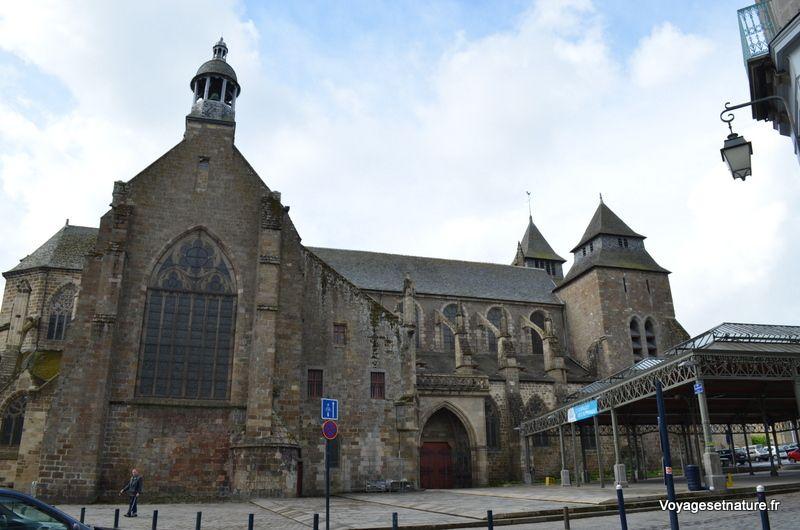 Cathédrale St-Etienne de St-Brieuc