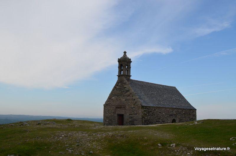 Chapelle St-Michel (380 m)
