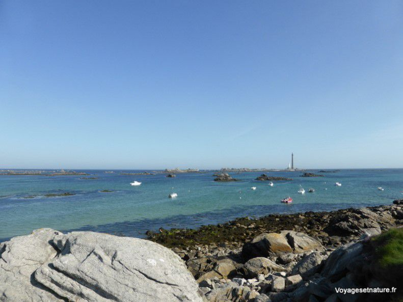 Les Abers et la côte d'Iroise