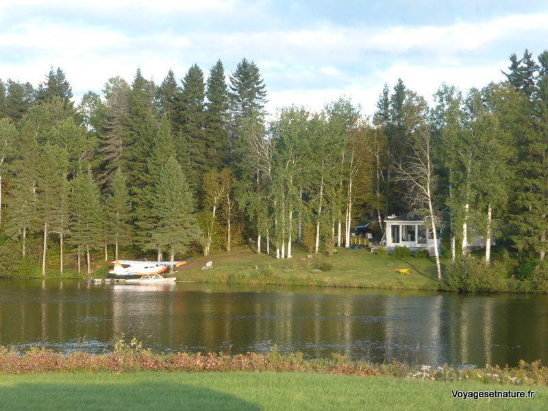 Autour du lac St-Jean