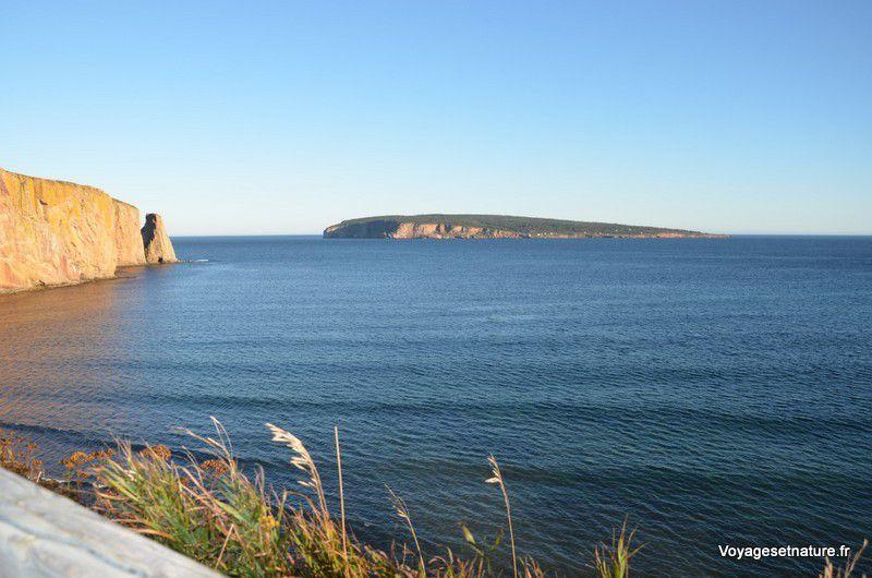 Percé et l'île Bonaventure