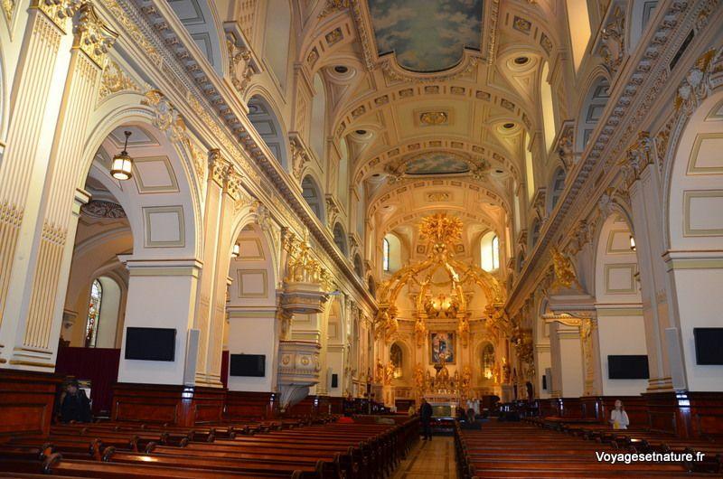 Basilique-cathédrale N-D de Québec