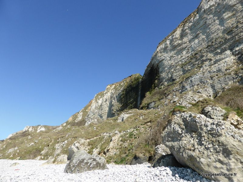 Le cap d'Antifer