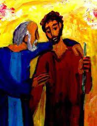 Homélie du 4ème dim. de Carême: Luc 15, Dieu à l'image d'un berger, d'une femme, d'un père.