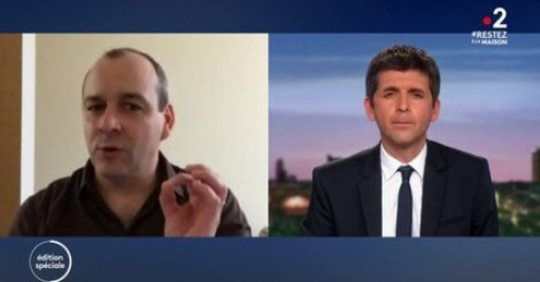 """Coronavirus : """"Demander aux Français de travailler plus est totalement indécent"""", estime Laurent Berger, le leader de la CFDT"""