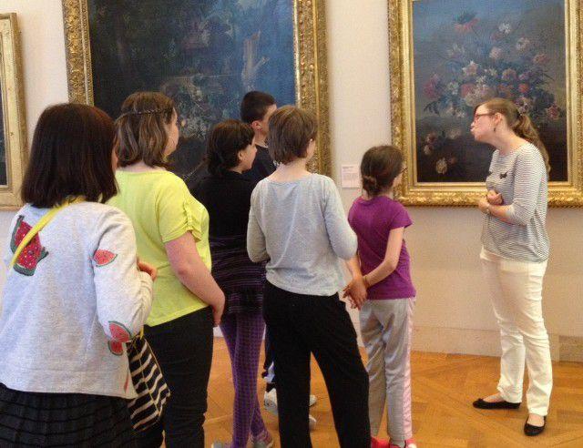 Parcours artistique : sortie au Musée des Beaux Arts à Nancy