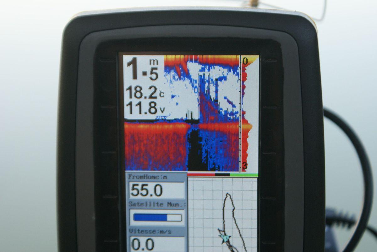 Une capture d'écran montrant la visualisation du largage d'un montage : quand précision rime avec sérénité !