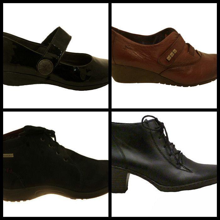 Chaussures confort : HIRICA, DORKING, ROHDE, HIRICA.
