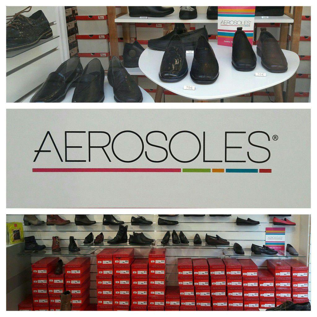 magasin AEROSOLES à Paris