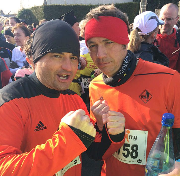 Semi-marathon de Rambouillet