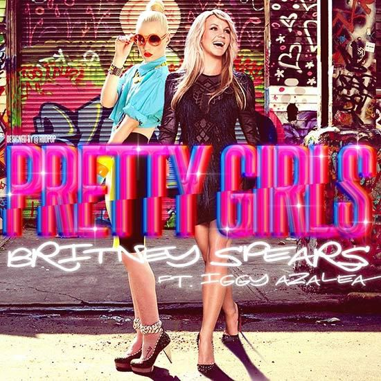 Britney Spears &amp&#x3B; Iggy Azalea - Pretty girls