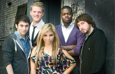 Pentatonix &amp&#x3B; Tink - Can't Sleep Love