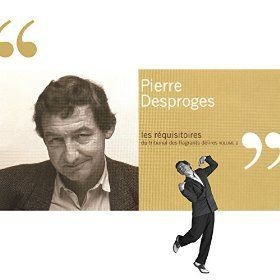Pierre Desproges - Réquisitoire contre André Balland