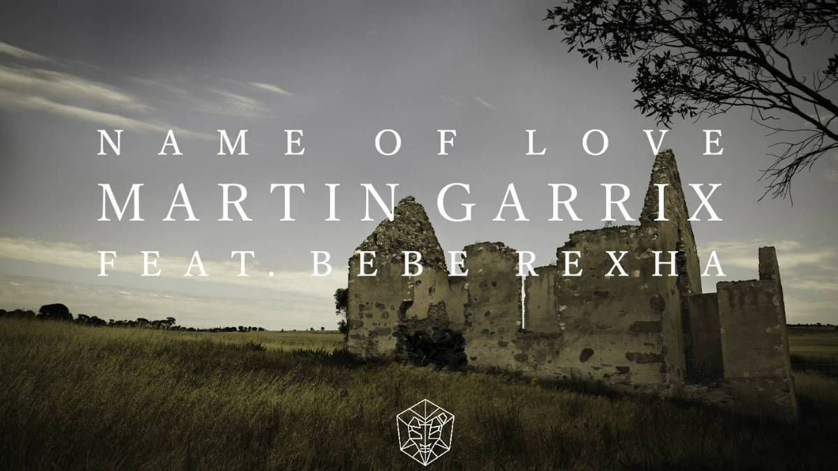 Martin Garrix &amp&#x3B; Bebe Rexha - In The Name Of Love