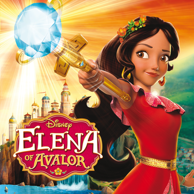 Elena of Avalor (Main Title) - Elena Of Avalor OST