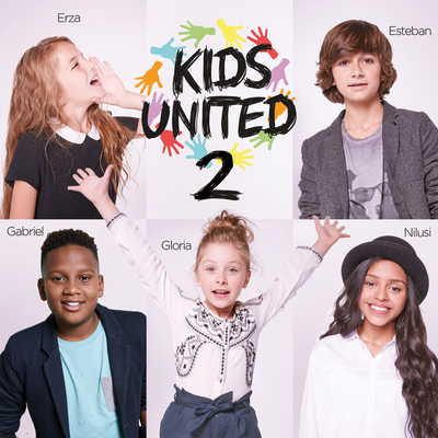 Kids United - La Camisa Negra