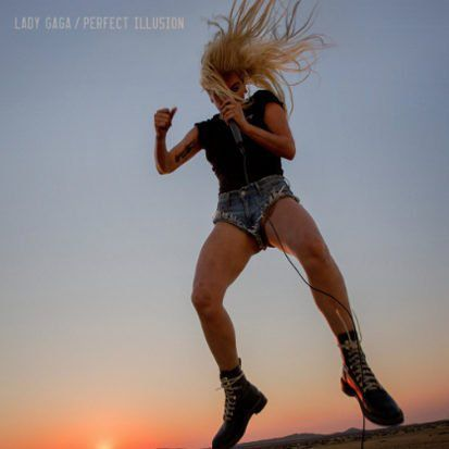 Lady Gaga - Perfect Illusion