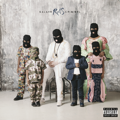 Kalash Criminel - R.A.S. [Mixtape Album]