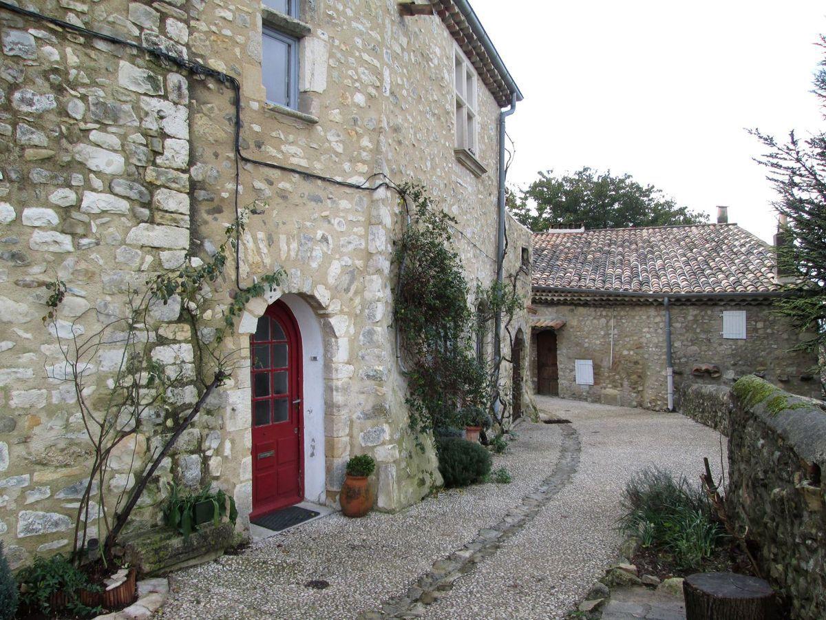 Week-end en amoureux dans la Drôme!