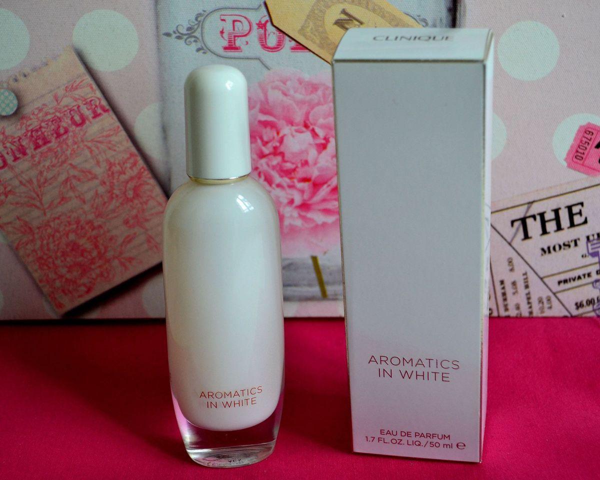 Aromatics in White de Clinique, le parfum qui gagne à être connu!