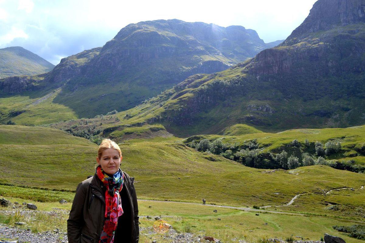 Les Highlands, région splendide et majestueuse du nord de l'Ecosse...